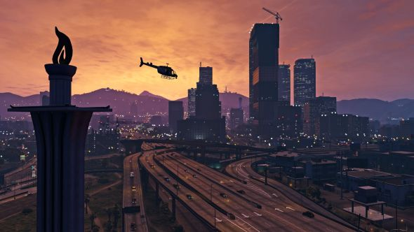Grand Theft Auto V (Rockstar)
