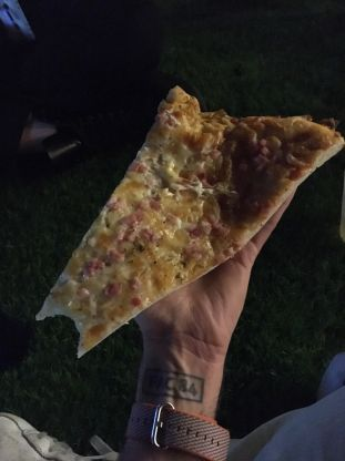 Pizza Nomadas, Mad Cool Festival, Madrid, photo by Michael Roffman