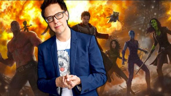 James Gunn Guardians of the Galaxy 3 Fired Disney