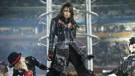 Janet Jackson at the 2004 Super Bowl
