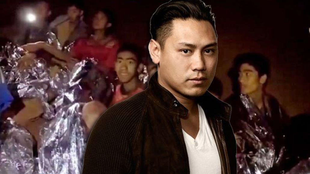 Jon M. Chu Thai Cave Rescue Movie