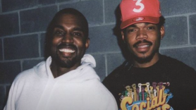 Kanye West and Chance the Rapper hit Chicago to work on new collaborative album