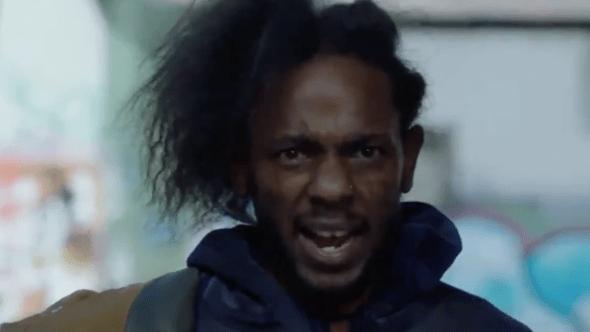Kendrick Lamar on Power