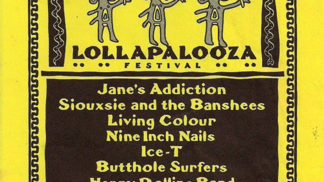 Lollapalooza 1991