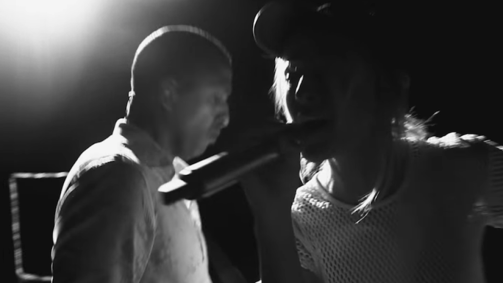 Metric Dressed to Suppress Music Video Black and White Live Performance