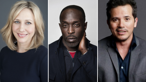 Michael K. Williams, Vera Farmiga and John Leguizamo Ava DuVernay Central Park Five Casting