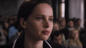 On the Basis of Sex Trailer Felicity Jones Ruth Bader Ginsburg