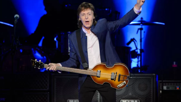 Paul McCartney announces Freshen Up Tour