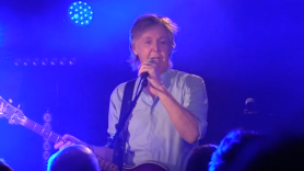 Video Paul McCartney returns to Liverpool's Cavern Club