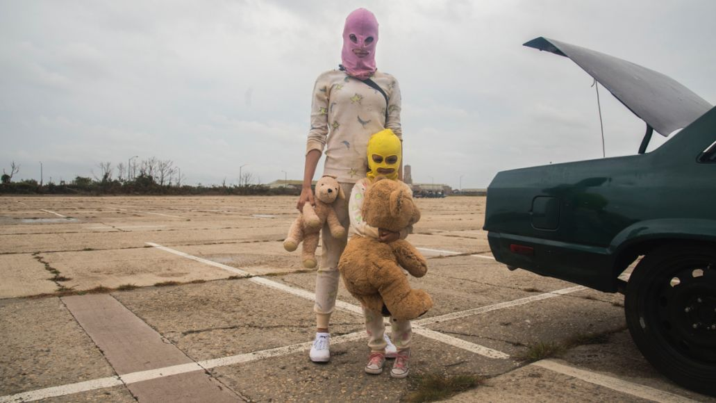 Pussy Riot, photo by Sacha Lecca