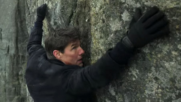 Tom Cruise, Mission: Impossible - Fallout