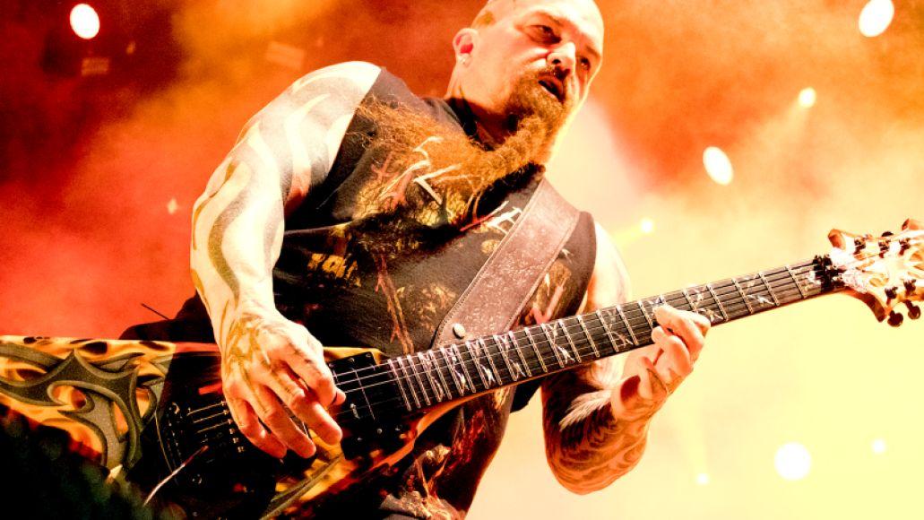 Slayer's Kerry King at Jones Beach July 29, 2018
