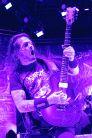 Slayer's Gary Holt at Jones Beach July 29, 2018