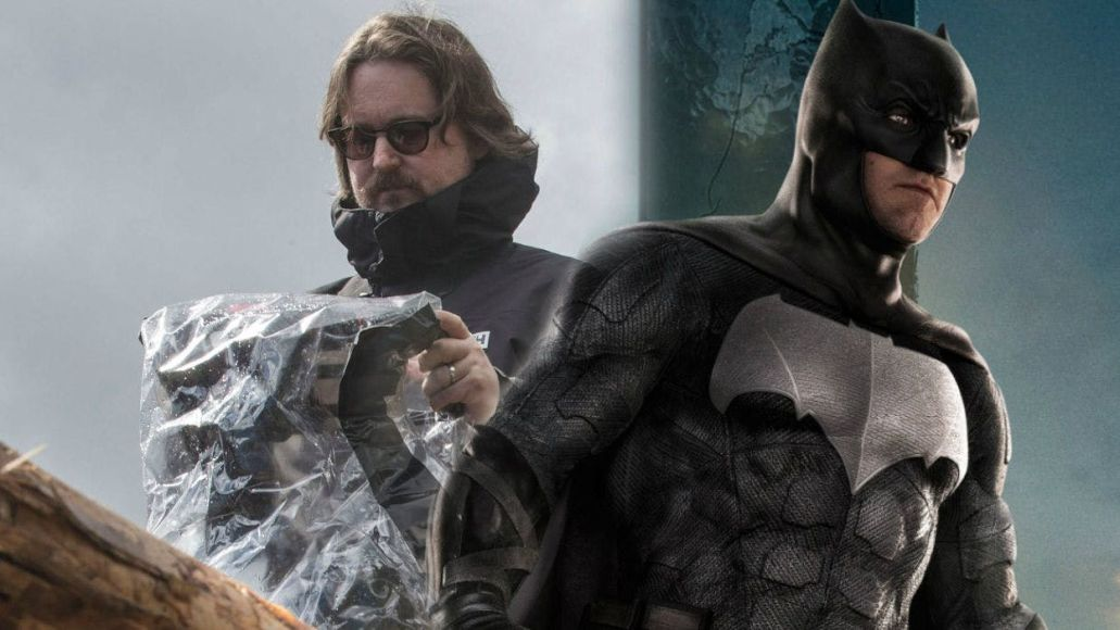 Matt Reeves, director of Batman