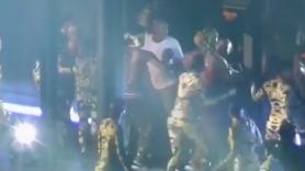 Man crashes Beyoncé and Jay-Z's concert