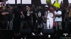 Birdman Lil Wayne Apology Lil Weezyana Fest