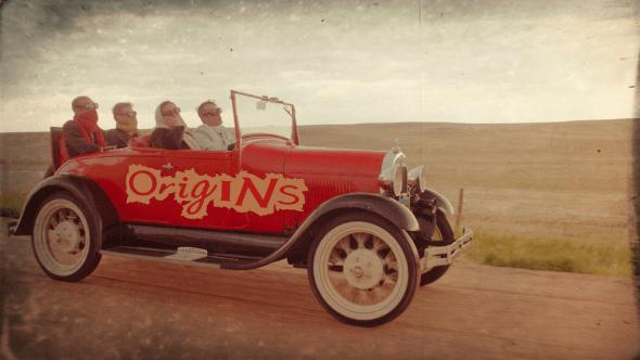 DeVotchKa Origins Empty Vessels Manmade Media Studio Old Car