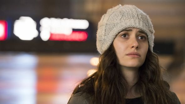 Emmy Rossum in Shameless