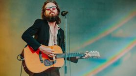 father john misty gillian welch cover
