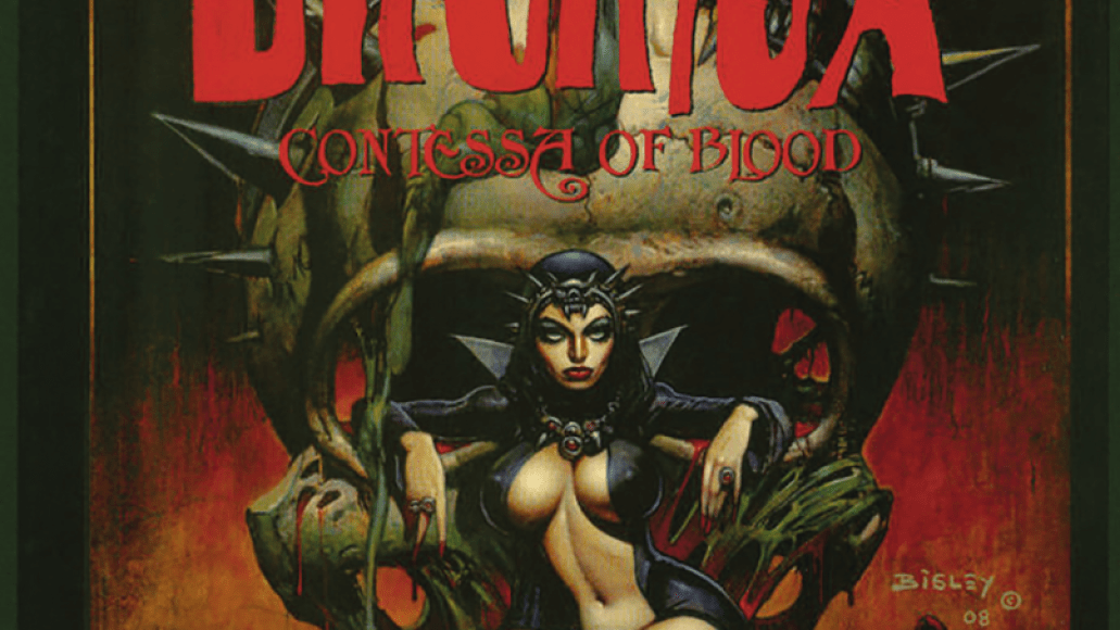 Glenn Danzig Drukija Comic Book