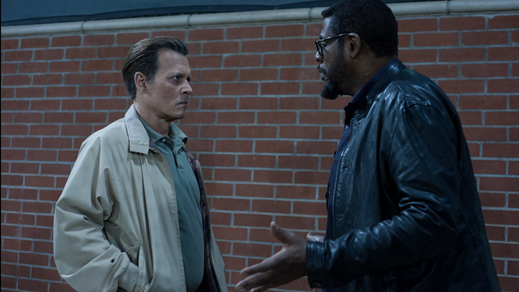 Johnny Depp Forest Whitaker City of Lies Notorious BIG Biggie Tupac Movie Pulled