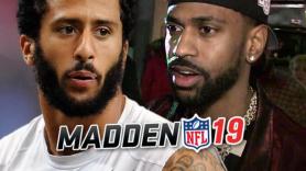 Kaepernick cut from Madden 19 Big Sean verse