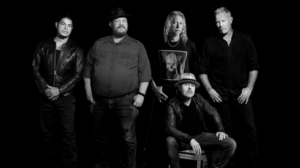 Metallica with Dave Pickerell