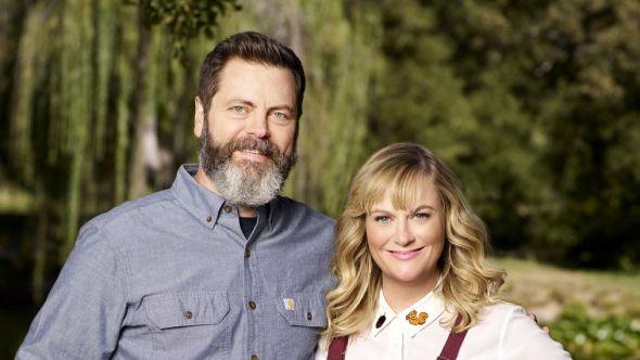 Making It NBC Amy Poehler Nick Offerman Reality TV News Competition Crafting NBC Renewal season 2