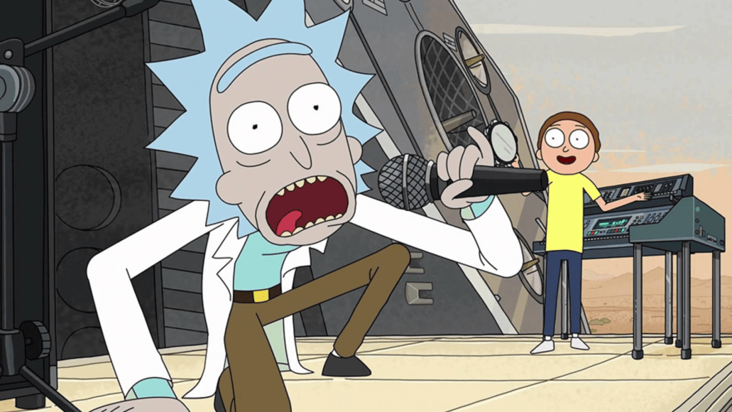 rick and morty adult swim festival orchestra live