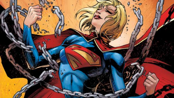 Supergirl DC Films Warner Bros. Oren Uziel