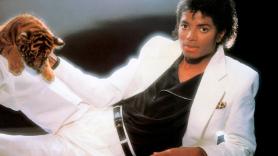 Thriller suit cover reissue 60th birthday