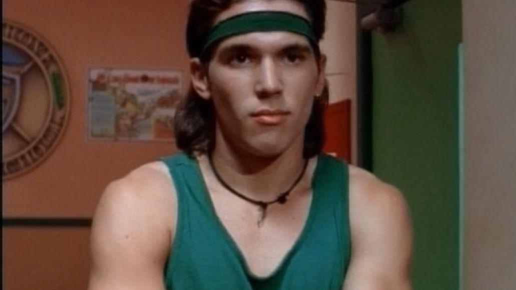 Tommy Oliver - Mighty Morphin Power Rangers