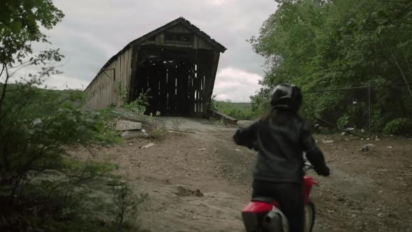 AMC's NOS4A2, Trailer, Joe Hill