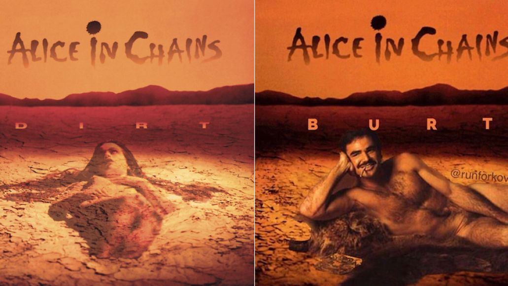 Alice in Chains Dirt / Burt