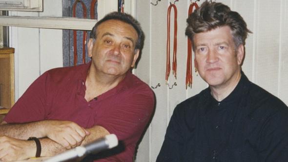 Angelo Badalamenti and David Lynch Thought Gang lost album
