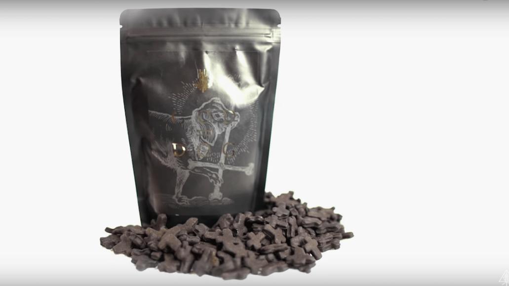 Behemoth God = Dog Food