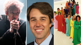 Beto O'Rourke Spoon Polyphonic Spree Texas The Buffalo Tree Festival