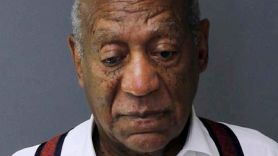 Bill Cosby's booking photo