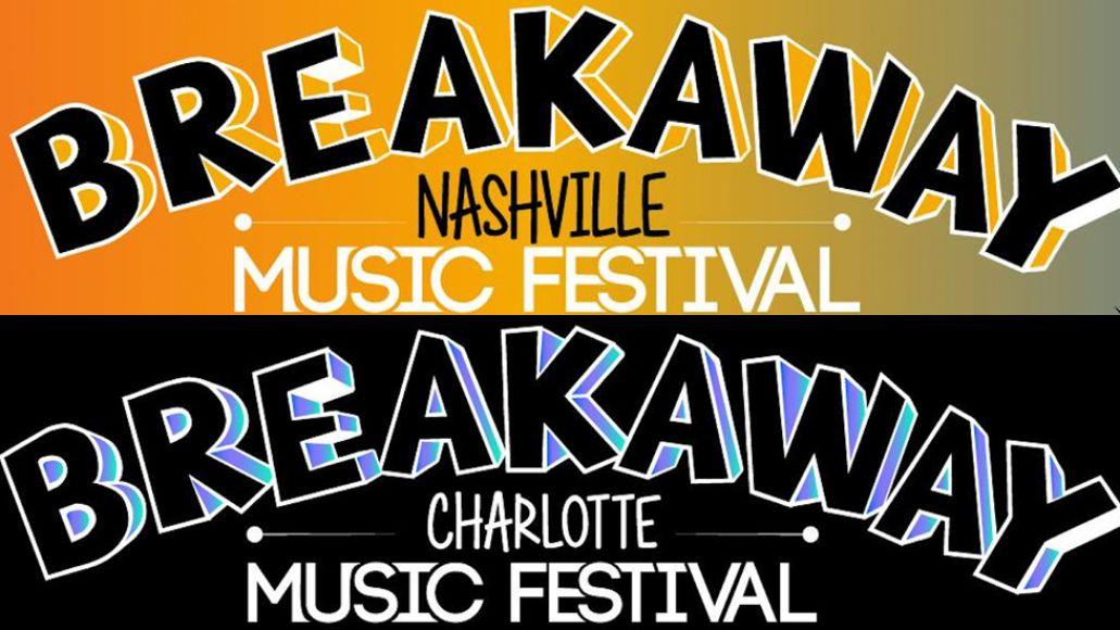 Breakaway Festival Nashville Charoltte Giveaway