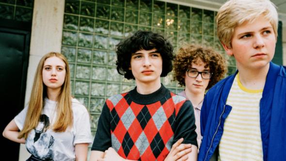 Stream Calpurnia Weezer cover Spotify
