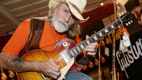 The Allman Brothers Band's Dickey Betts Critical Condition