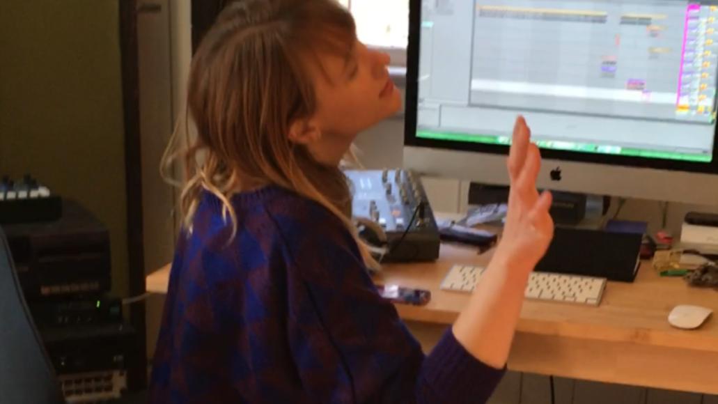 Jenn Wasner Wye Oak Prophet-6 Midi Bad Idea Origins