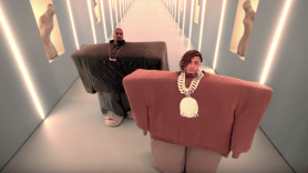 Kanye West Lil Pump I Love It Music Video