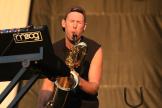 Bleachers, Riot Fest 2018, photo by Heather Kaplan