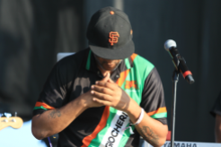 Digable Planets, Riot Fest 2018, photo by Heather Kaplan