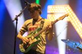 Weezer, Riot Fest 2018, photo by Heather Kaplan