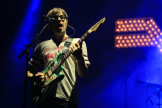 Weezer, Riot Fest 2018, photo by Heather Kaplan