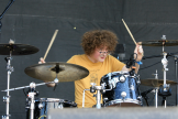 Calpurnia, Riot Fest 2018, photo by Heather Kaplan