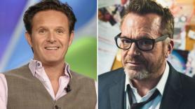 Mark Burnett Apprentice Producer Tom Arnold Choke Fight Emmys Trump Tapes