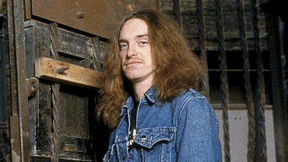 Metallica's Cliff Burton